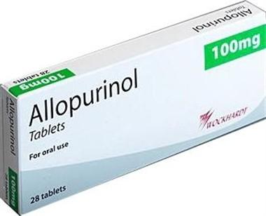 Buy Allopurinol 100mg Pills Online USA for Gout