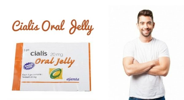 Buy Cialis Oral Jelly Tadalafil 20mg Online USA for Erectile Dysfunction