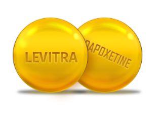 Buy Super Levitra 80mg Vardenafil & Dapoxetine Online USA for Erectile Dysfunction & Pre Ejaculation