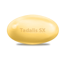 Buy Tadalis SX Tadalafil 20mg Pills Online USA for Erectile Dysfunction