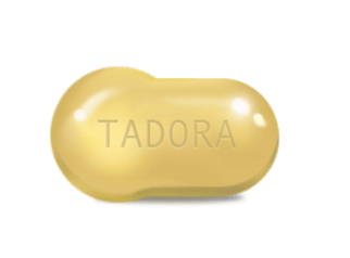 Buy Tadalafil Tadora 20mg Pills Online USA for Erectile Dysfunction