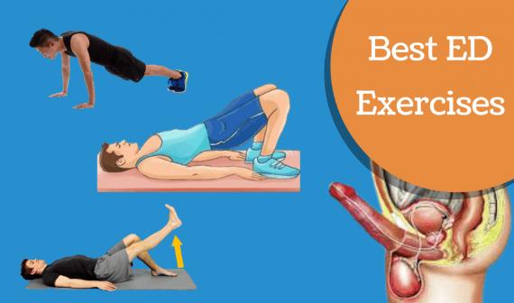 Best Erectile Dysfunction Exercises - Genericpharmausa