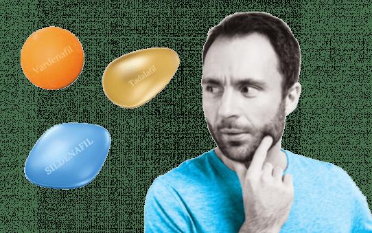 ED Trial Pack of Generic Viagra, Cialis & Levitra - GenericPharmausa.com