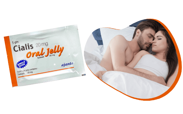 cialis oral jelly tablets for erectile dysfunction USA India - Genericpharmausa